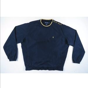 Polo Golf Ralph Lauren Spell Out Jacket Pullover